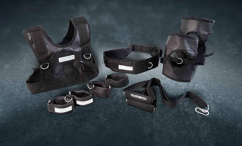 Texstretch Full Body Harness